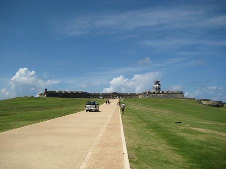 Castillo San Felipe del morro-450x337