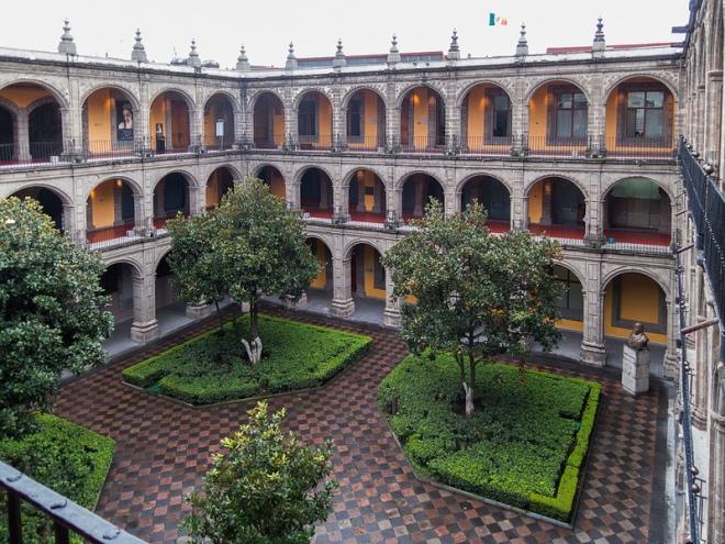 Antiguo Colegio SanIldefonso